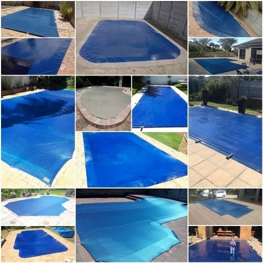 Pool Covers Cape Town - Pool Covers